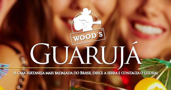 Inauguração do Wood's Bar Guarujá tem show de João Victor & Ricardo Eventos BaresSP 570x300 imagem