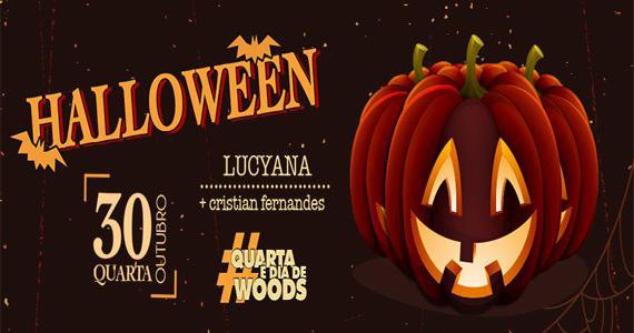 Quarta-feira tem festa de Halloween na Wood's SP com show de Lucyana e Cristian Fernandes Eventos BaresSP 570x300 imagem