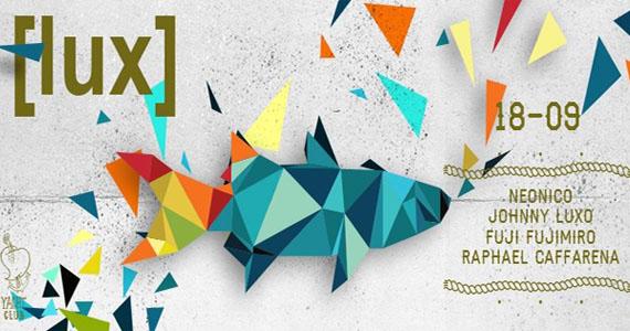 Club Yacht agita a noite de quarta-feira com mais uma edição da festa Lux Eventos BaresSP 570x300 imagem