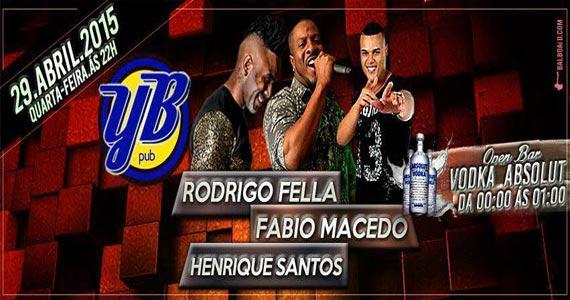 Rodrigo Fella e convidados tocam muita música  na Yes Brasil Pub Eventos BaresSP 570x300 imagem