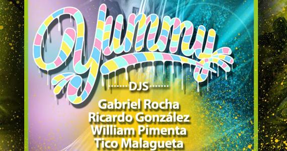 Festa Yummy com show de Nicky Nicky nesta quinta-feira na Hot Hot Eventos BaresSP 570x300 imagem