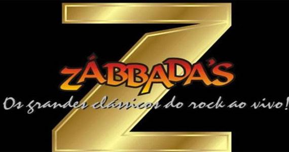 Banda Zábbada s relembra os grandes clássicos do rock no Villa Pizza Bar Eventos BaresSP 570x300 imagem