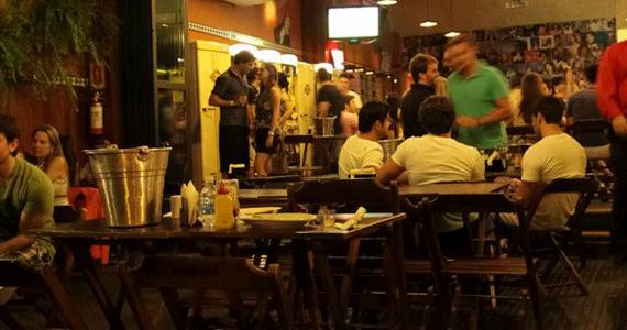 Bar Zé Bonito oferece diversão no domingo Eventos BaresSP 570x300 imagem