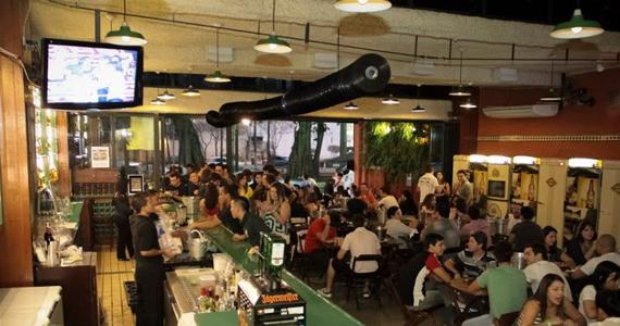Bar Zé Bonito oferece happy hour com músicas de vários gêneros Eventos BaresSP 570x300 imagem