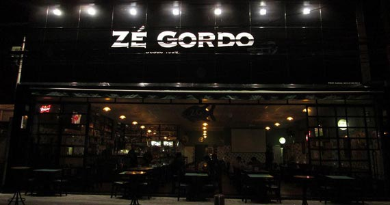 Happy hour com variedade de drinks e cervejas no Bar do Zé Gordo Eventos BaresSP 570x300 imagem