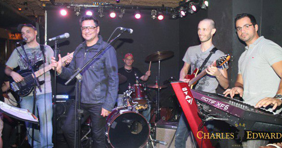Banda Zero Onze se apresenta neste sábado no Bar Charles Edward Eventos BaresSP 570x300 imagem