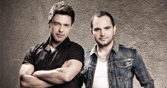 Zezé Di Camargo & Luciano cantam seus sucessos na Brooks São Paulo Eventos BaresSP 570x300 imagem