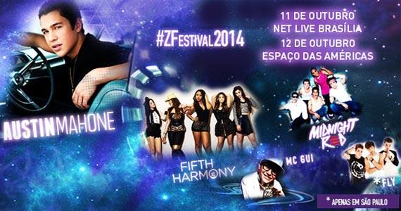 Z Festival com participação de artistas internacionais no Espaço das Américas Eventos BaresSP 570x300 imagem