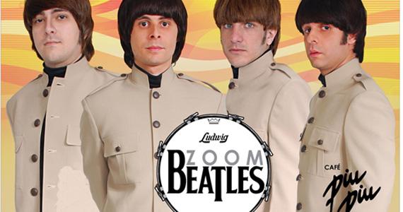 Quinta-feira acontece o tributo aos Beatles com a banda Zoombeatles no Café Piu Piu Eventos BaresSP 570x300 imagem
