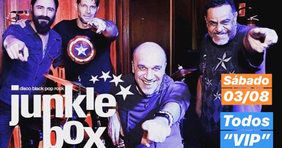 Noite de Pop Rock com a banda Junkie Box no Republic Pub Eventos BaresSP 570x300 imagem