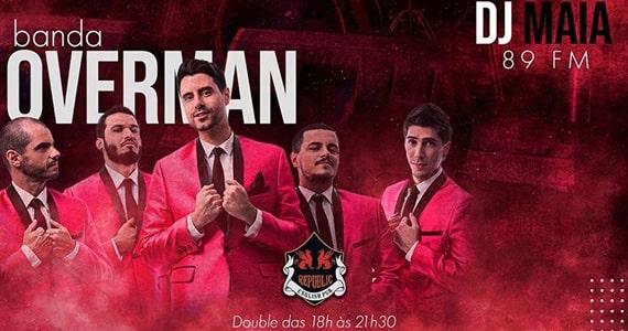 Show da Banda Overman no Republic Pub em Janeiro Eventos BaresSP 570x300 imagem