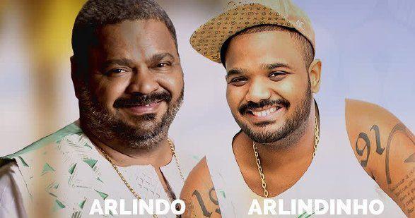 Arlindo Cruz se apresenta ao lado de seu filho, Arlindinho, no Theatro NET São Paulo Eventos BaresSP 570x300 imagem