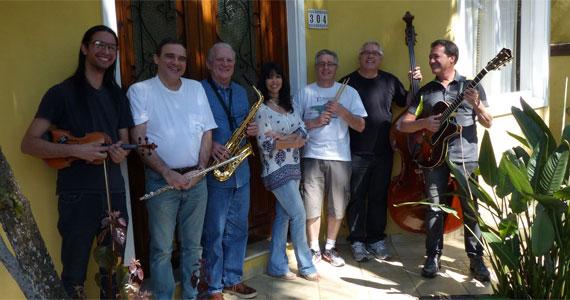 304 Jazz Band se apresenta no palco do Ao Vivo Music com muito jazz, bossa e blues Eventos BaresSP 570x300 imagem