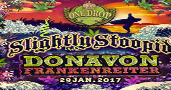 Domingo é dia da 3ª edição do One Drop Festival com a banda Slightly Stoopid e o cantor Donavon Frankenreiter na Audio Eventos BaresSP 570x300 imagem