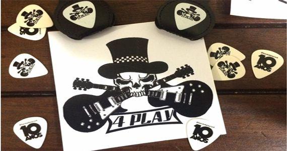 O Malleys recebe show da banda 4 Play animando a noite Eventos BaresSP 570x300 imagem