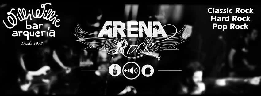 Programação - Arena Rock (Cassic, Pop, Hard Rock)