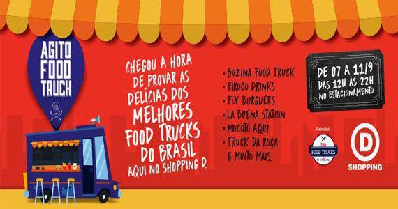Agito Food Truck reúne os melhores food trucks no Shopping D Eventos BaresSP 570x300 imagem