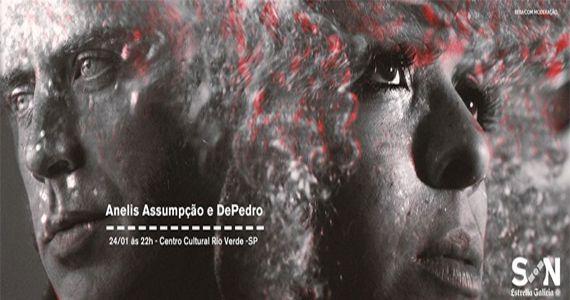 Anelis Assumpção & espanhol Depedro abrem temporada 2017 do projeto Son Estrella Galicia no Centro Cultural Rio Verde Eventos BaresSP 570x300 imagem