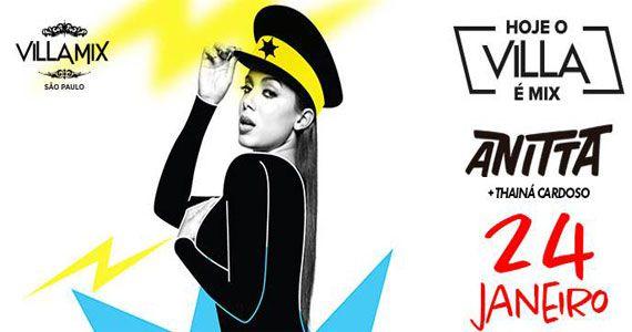 Villa Mix recebe show da cantor Anitta na véspera de feriado Eventos BaresSP 570x300 imagem