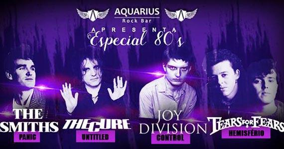 Bandas covers comandam a noite com clássicos do rock no Aquarius Rock Bar Eventos BaresSP 570x300 imagem