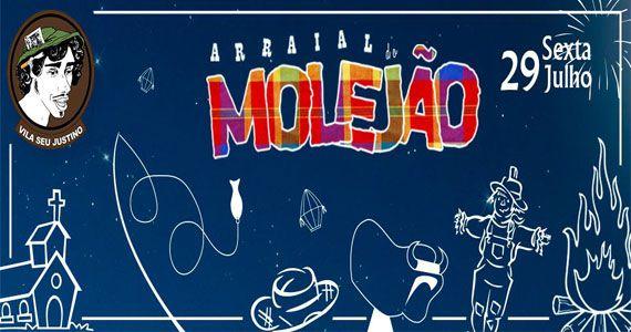Arraial do Molejão com bandas e DJs convidados no TW Eventos Eventos BaresSP 570x300 imagem