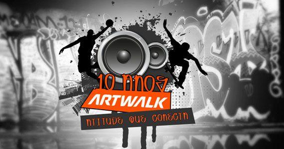 Artwalk completa 10 anos com artistas do rap no Memorial da América Latina Eventos BaresSP 570x300 imagem
