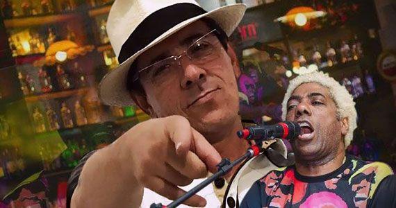 Sarau do Meirelles com Ivo Meirelles e Douglas Sampa no Bar Aurora Eventos BaresSP 570x300 imagem