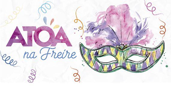 Sábado é dia de curtir a batucada do Bloco Amigos Atoa na Freire desfilando na Avenida Rebouças x Rua Oscar Freire Eventos BaresSP 570x300 imagem