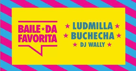 Baile da Favorita comanda 18h de festa com Ludmilla e Buchecha na Audio Eventos BaresSP 570x300 imagem