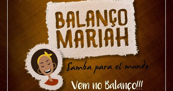 Banda Balanço Mariah comanda o feriado do Seu Domingos com muito samba Eventos BaresSP 570x300 imagem