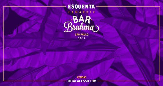 Bar Brahma Centro realiza Esquenta do Camarote Bar Brahma com show do Naninha Eventos BaresSP 570x300 imagem