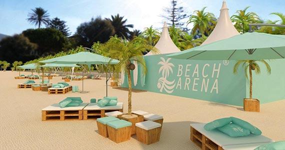 Beach Arena aberta ao público na Riviera de São Lourenço Eventos BaresSP 570x300 imagem