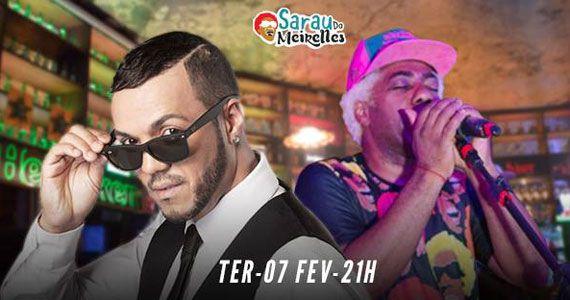Projeto Sarau do Meirelles recebe o cantor Belo no Bar Aurora Eventos BaresSP 570x300 imagem