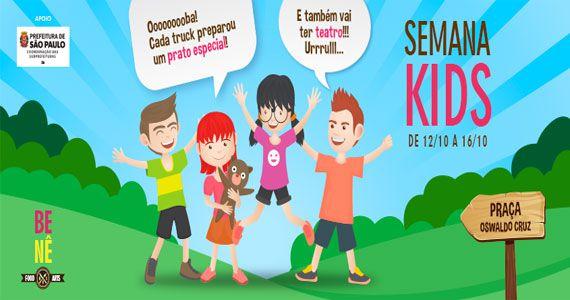 Benê Food des Arts fará uma edição especial Dia das Crianças na Avenida Paulista Eventos BaresSP 570x300 imagem