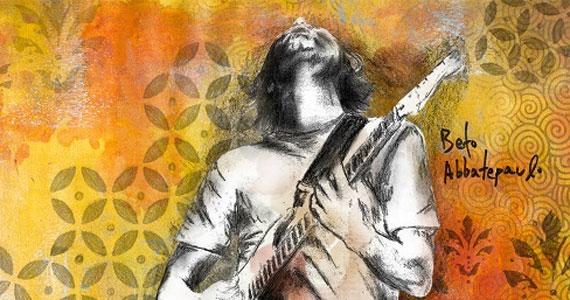 Beto Abbatepaulo apresenta clássicos do rock, blues e MPB no palco do Ao Vivo Music Eventos BaresSP 570x300 imagem