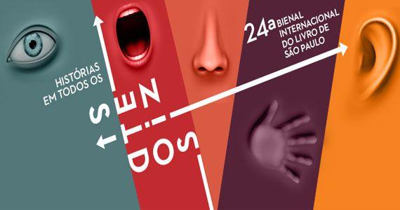24ª Bienal Internacional do Livro acontece no Anhembi em São Paulo Eventos BaresSP 570x300 imagem