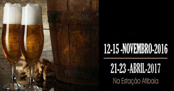 3ª edição do Expresso Bier Fest apresenta cervejas artesanais, food trucks e música em Atibaia Eventos BaresSP 570x300 imagem