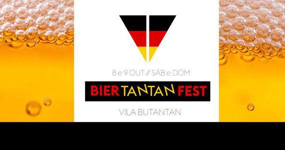 Vila Butantan realiza BierTantan Fest para homenagear a Oktoberfest Eventos BaresSP 570x300 imagem