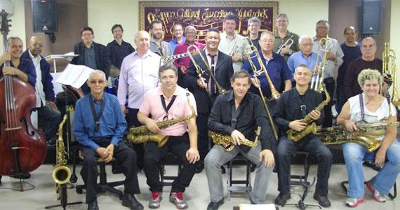 Palco Big Bands na Rua São luis recebe todo o agito de Big da Santa, Banda Urbana, banda Jazzaco e muito mais na Virada Cultural Eventos BaresSP 570x300 imagem
