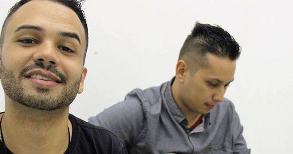 Dupla Brunno Martins e Rafael com o melhor do sertanejo animando o Bar Birô Eventos BaresSP 570x300 imagem