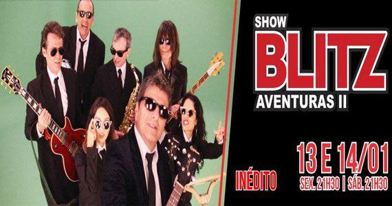 Banda Blitz faz show inédito no palco do Teatro J. Safra Eventos BaresSP 570x300 imagem
