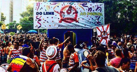 Wood's realizada Esquenta de Carnaval com o Bloco do Síndico Eventos BaresSP 570x300 imagem
