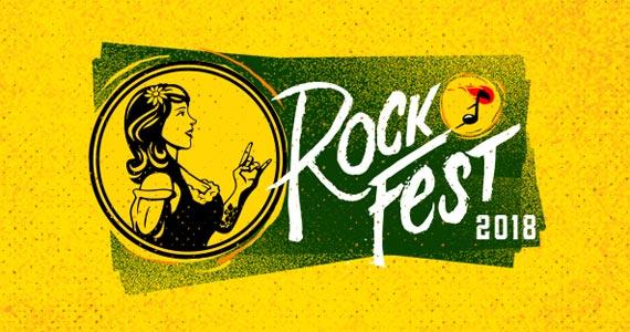 Cervejaria Blondine promove a festa Blondine Rock Fest 2018 com cerveja artesanal Eventos BaresSP 570x300 imagem