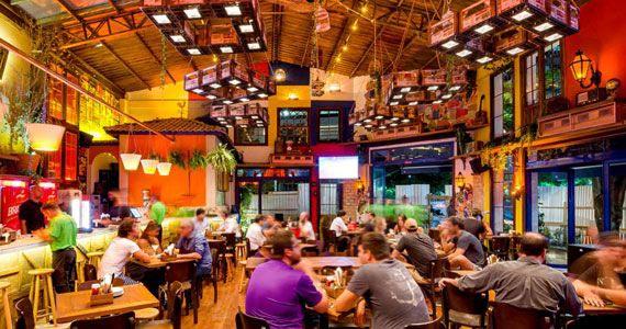 Boteco Boa Praça oferece happy hour ao som de Junior Sanchez nesta sexta-feira Eventos BaresSP 570x300 imagem