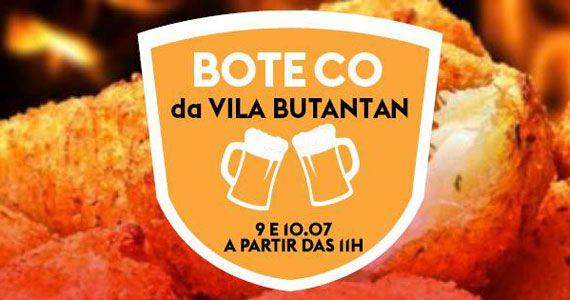 Boteco da Vila Butantan reúne gastronomia tradicional de boteco e música Eventos BaresSP 570x300 imagem