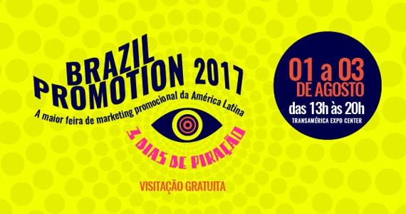 Transamérica Expo Center recebe Brazil Promotion no mês de agosto Eventos BaresSP 570x300 imagem