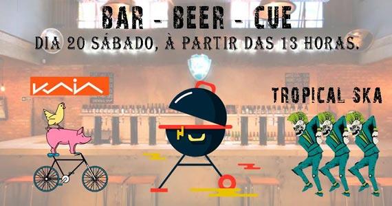 BrewDog realiza mais uma edição do Bar Beer Cue com churrasco e música ao vivo Eventos BaresSP 570x300 imagem