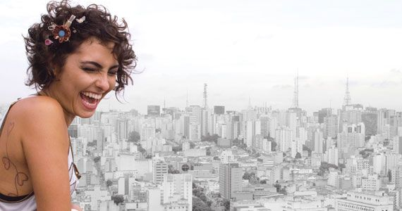 Bruna Caram faz show gratuita no projeto Encontros Musicais no Shopping Eldorado Eventos BaresSP 570x300 imagem