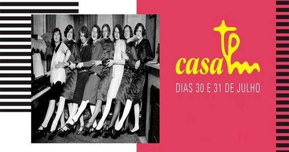 Casa TPM com Fafá de Belém, Maria Alcina e Liniker no Nacional Club Eventos BaresSP 570x300 imagem