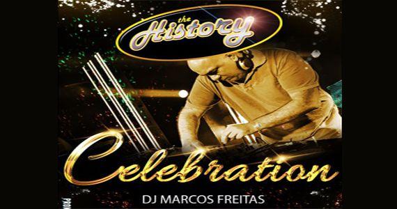 Noite Celebration com o Dj Marcos Freitas do Energia na Véia animando a noite no The History Eventos BaresSP 570x300 imagem